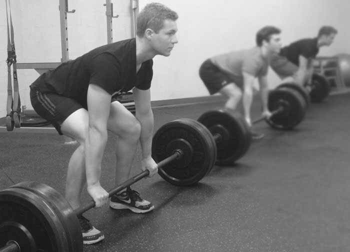 Olympic Lifting - Deadlift