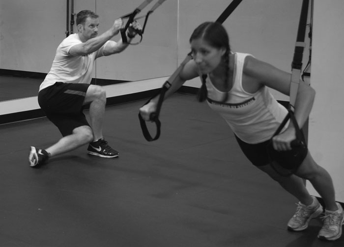 TRX - Speed Skaters